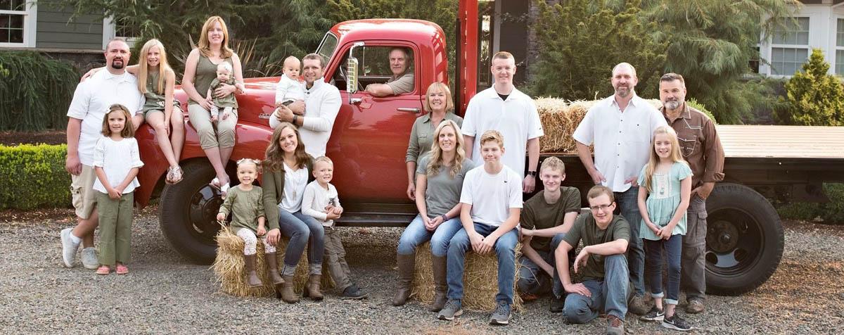 Bauman Family 2017