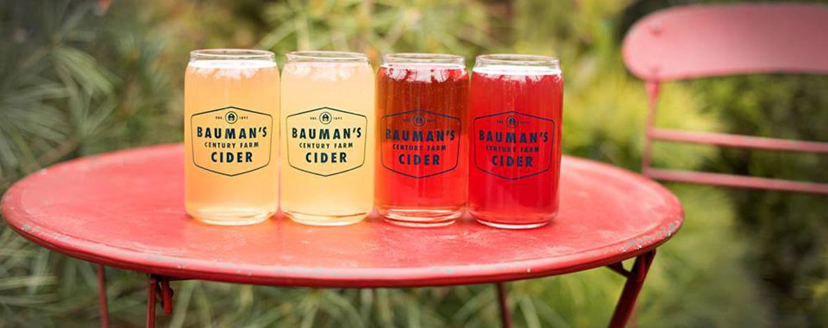 Bauman Cider