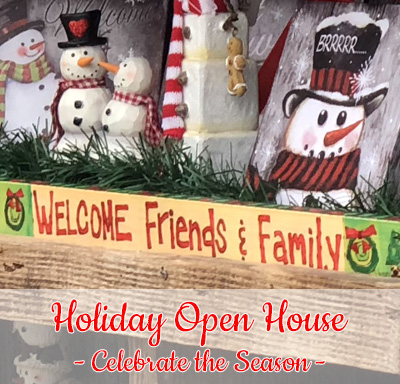 Holiday Open House - Celebrate the Season