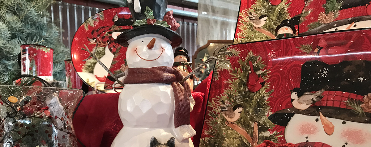 Holiday Gifts, Snowman, Decorations