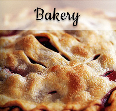 Bakery - Pies, Baked Goods, Donuts, Scones, Jams