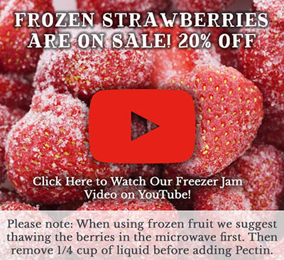 Frozen Strawberry Sale