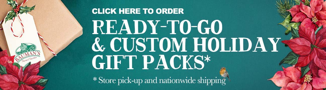 Order Holiday Gift Packs