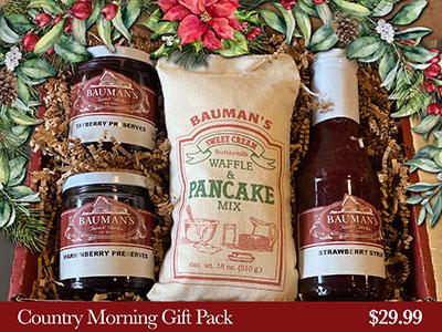 Bauman Country Morning Gift Packs