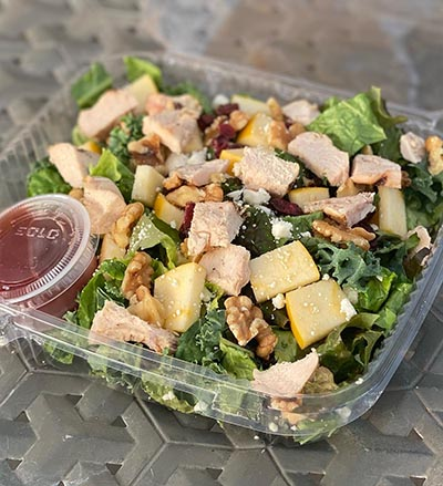 Deli Salad with Chicken