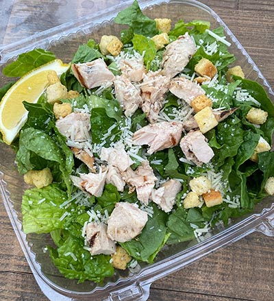 Deli Caesar Salad
